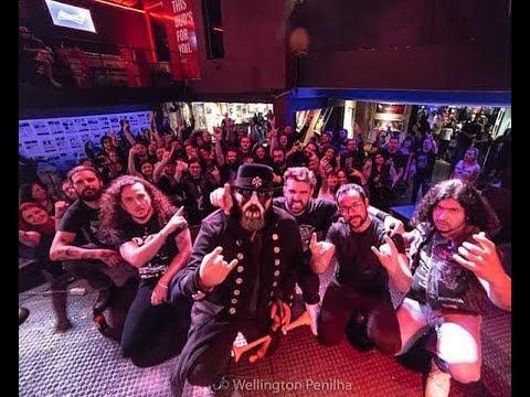 King Diamond & Mercyful Fate Brasil - Full Concert - Tribute Band
