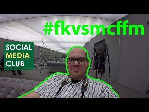 Social Media Walk im Frankfurter Kunstverein — #fkvsmcffm