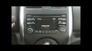 How To Connect a Bluetooth Phone in a Nissan Versa Note