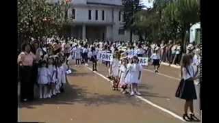 Desfile 07 de Setembro de 1997 - Jardim Alegre - PR - Parte 3/4