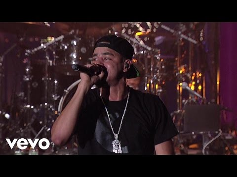 J. Cole - In The Morning (Live on Letterman)