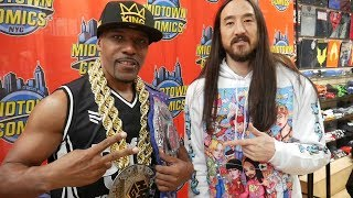 Eazy-E Hip-Hop Icon Inspired Steve Aoki To Launch Music Career​
