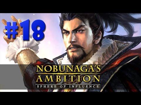Nobunaga's Ambition: Sphere of Influence - O JOGO VIROU NÃO É MESMO??? #18 (Gameplay/PC/PTBR)HD