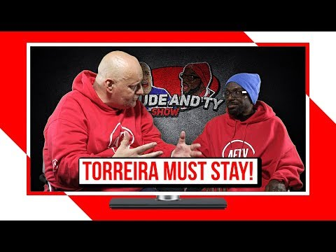 Torreira Must Stay At Arsenal & VAR Is A Disgrace! | Claude & Ty Show