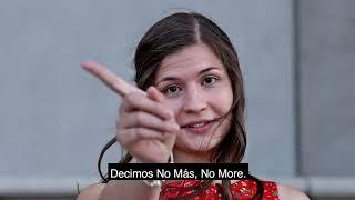 No Más, No More... We Unite Against Misinformation.