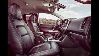 New Chevrolet Colorado ZR2 Concept 2017 - 2018 Review, Photos, Exhibition, Exterior and Interior