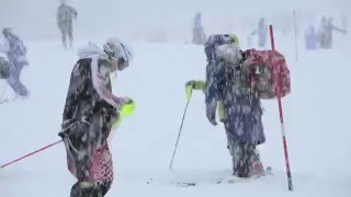 ZAPPING KANDAHAR CHAMONIX WORLD CUP 2016 #2