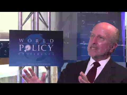 World Policy Conference 2013 - Christopher DICKEY