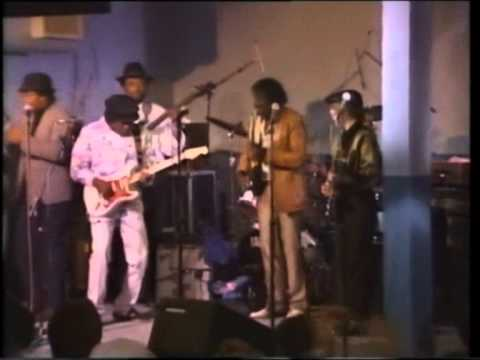 Albert Collins & Buddy Guy  Guitar Duel