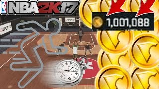 NBA 2K17 *NEW* FASTEST WAY TO EARN VC! NEW STRATEGY TUTORIAL! TIPS AND TRICKS!