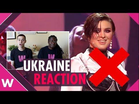 Ukraine bans Eurovision 2019 singer MARUV over Russian political spat