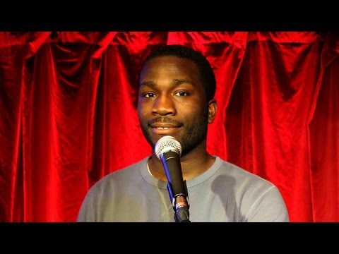 4 Minute Comedy - Kwame Asante on BBC Radio 1