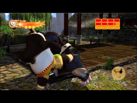Kung Fu Panda 2 Walkthrough - Part 8 of 9 [HD][XBOX 360][Gameplay]