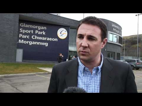 Cardiff City manager Malky Mackay praises academy link-up with Glamorgan University