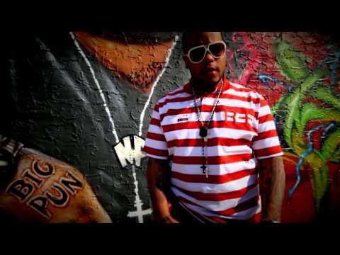 Machado Pa Ft. Big Pun - It's So Hard (REMIX) 2012  (BIG PUN TRIBUTE) OFFICIAL MUSIC VIDEO