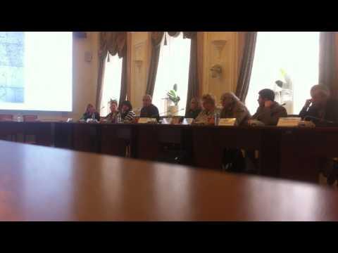 Заседание в Общественной Палате РФ на тему создания ассоциации Гончаров России