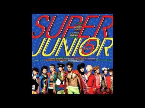 [AUDIO] PERFECTION (KOREAN VERSION) - SUPER JUNIOR-MANDARIN~! =)