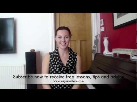 Head Voice Vocal Technique - Sarah Brickel...