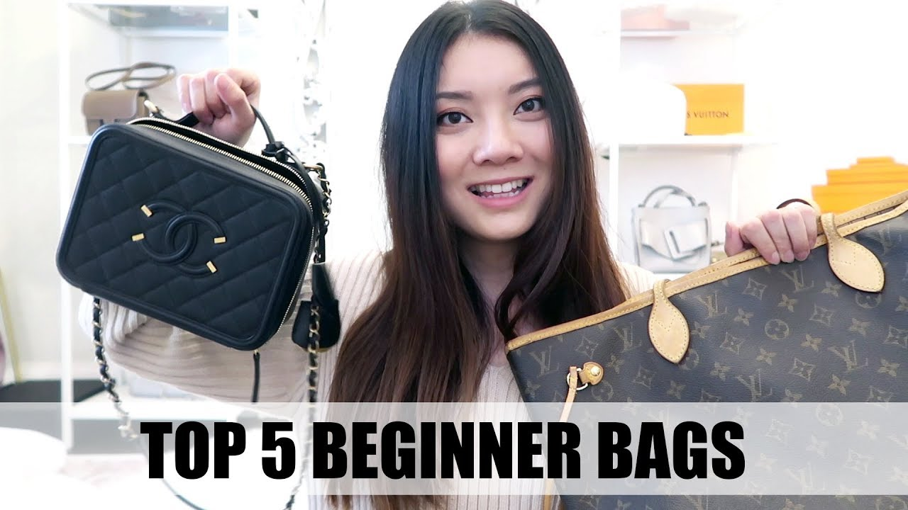 4cee13c501d573 TOP 5 MUST HAVE BEGINNER DESIGNER BAGS | Investment Bags | Bags to start a  Designer Collection