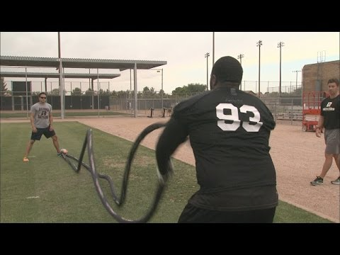 Arizona Rattlers Strength and Conditioning
