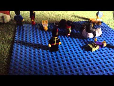 Emmets morning (Lego movie soundtrack)