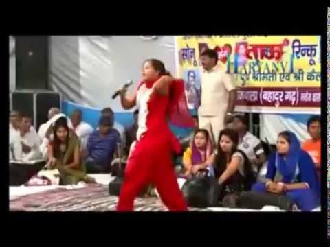 Tau Ji  Haryana Dance Captured Leaked.
