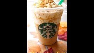 How To Make Starbucks Pumpkin Spice Frappuccino - Diy From Scratch Recipe