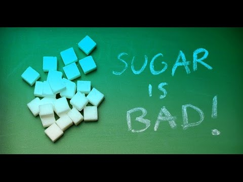 Is Sugar Bad for BodyBuilding and Health?