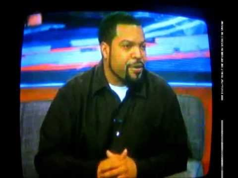 Ice Cube & Malin Akerman on The Arsenio Hall Show - 03-21-2014
