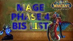 Mage ZG BIS List | Phase 4 | Mage Compendium