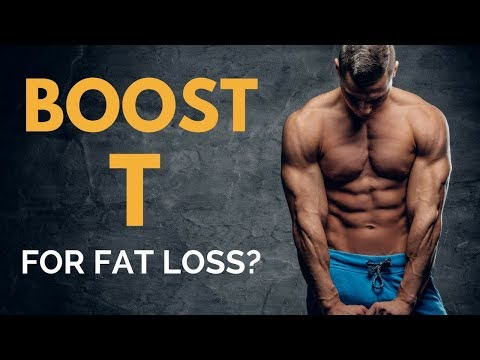 Can Boosting Testosterone Help You Lose Fat?