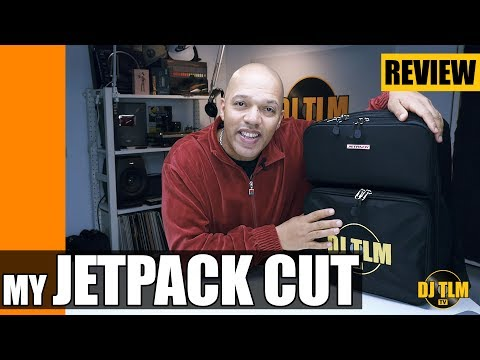 Orbit Concepts Jetpack Cut (DJ backpack) review - My PT01 Scratch episode 2