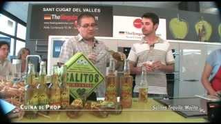 Mentre Cuinem, Cerveza Salitos Tequila Mojito