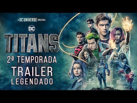 Titãs • Trailer 2ª Temporada (legendado)