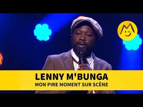 Lenny M'Bunga - J'ai fait la première partie de Lauryn Hill