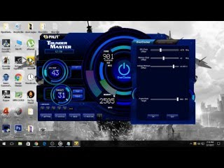 HOW TO OVERCLOCK A GRAPHIC CARD !!!!!!!!( THE EASIEST WAY EVER)