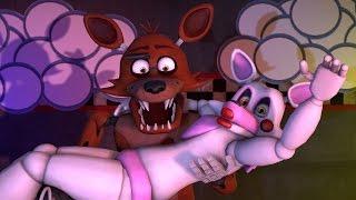 (SFM-FNAF) Foxy x Mangle