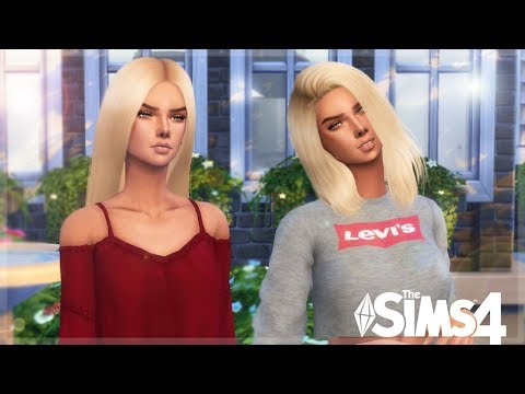 The Sims 4 | Birth To Death Part 2 | Twin Sisters - Giselle and Aleah || Simstagramqueen |