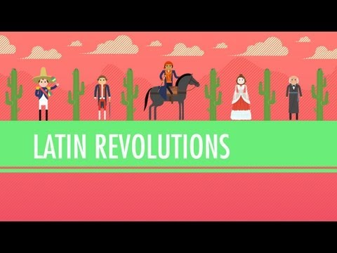 Latin American Revolutions: Crash Course World History #31 Mp3