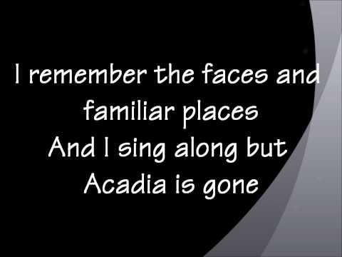 Acadia  Marianas Trench Lyrics
