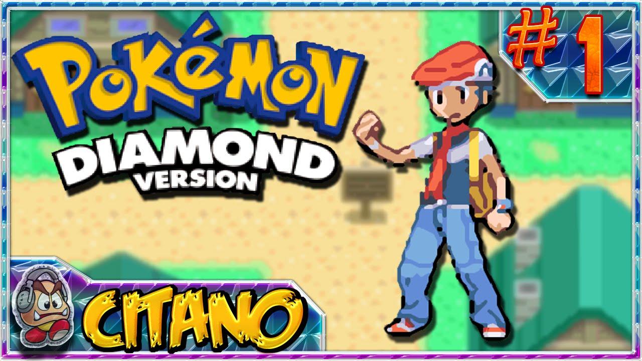how to play pokemon diamond on pc