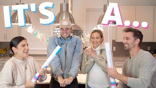 OUR GENDER REVEAL *SENTIMENTAL*   Cody & Lexy