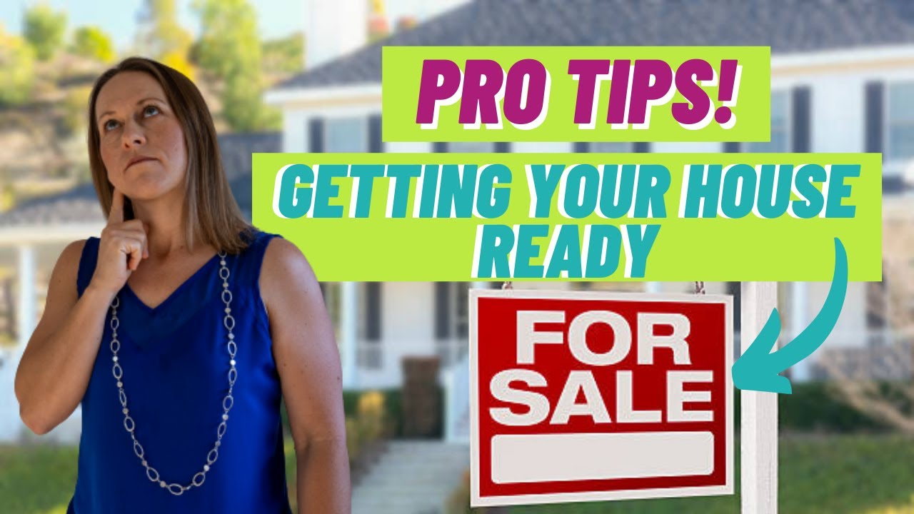 How to Get your House Ready to Sell | Home Staging Before and After