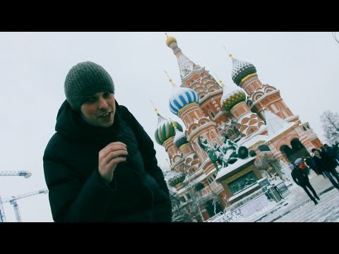"Saint Basil's Cathedral in Moscow. ""Real Russia"" ep.28"