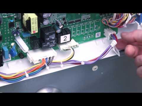 GE Appliances French Door Refrigerator Main Control Board Installation