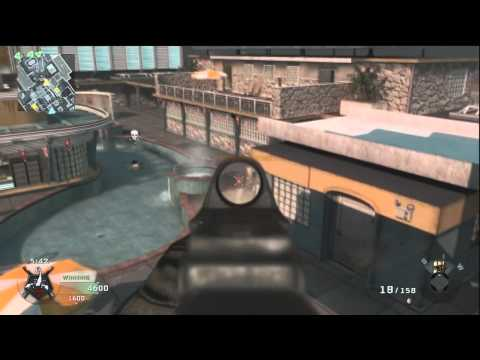 Black Ops: 31-1 HOTEL (New Escalation Map Pack Gameplay) |