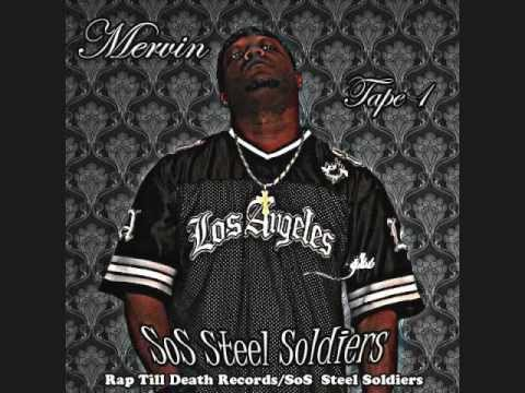 My Gees Up (Mervin) Ruckus - Rap Till Death - SoS Steel Soldiers. Total Recall Album (NEW)