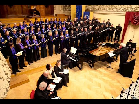 [Kyrie] Petite Messe Solennelle ROSSINI - The European Union Choir Brussels