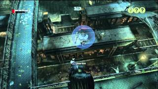 Batman Arkham City - End of The Line (Extreme) as Red Robin