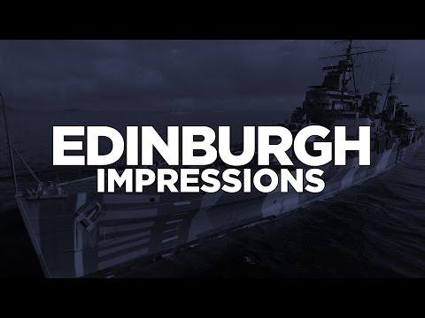 World of Warships - Edinburgh Impressions